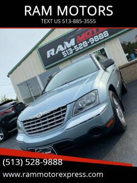 2006 Chrysler Pacifica for sale at RAM MOTORS in Cincinnati OH