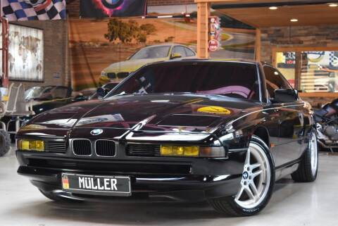 1995 BMW 8 Series for sale at Chicago Cars US in Summit IL