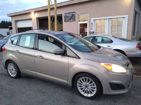 2015 Ford C-MAX Hybrid for sale at Sparks Auto Sales Etc in Alexis NC