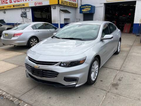 2018 Chevrolet Malibu for sale at US Auto Network in Staten Island NY