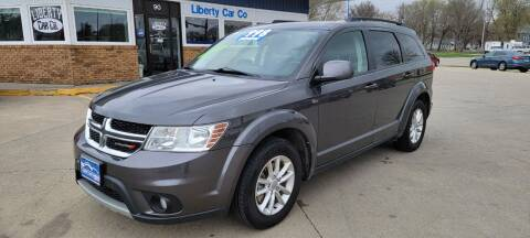 2015 Dodge Journey for sale at Liberty Car Company in Waterloo IA