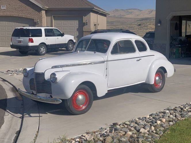 1940 Chevrolet 210 for sale in Cadillac, MI