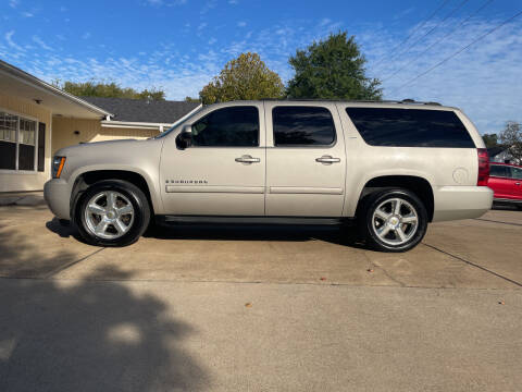 2007 Chevrolet Suburban for sale at H3 Auto Group in Huntsville TX