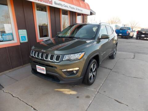 2017 Jeep Compass for sale at Autoland in Cedar Rapids IA
