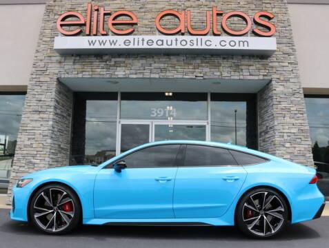 2021 Audi RS 7 for sale at Elite Autos LLC in Jonesboro AR