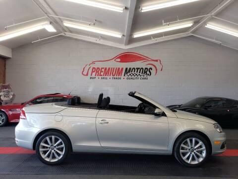 2012 Volkswagen Eos for sale at Premium Motors in Villa Park IL