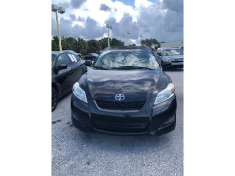 2009 Toyota Matrix for sale at My Value Car Sales in Venice FL