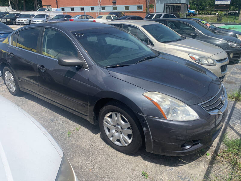 2011 Nissan Altima for sale at Castle Used Cars in Jacksonville FL