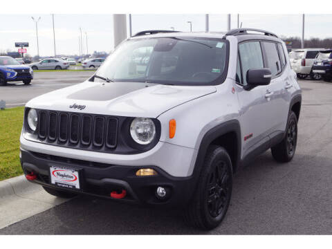 2018 Jeep Renegade for sale at Napleton Autowerks in Springfield MO