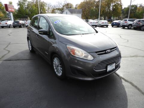 2014 Ford C-MAX Hybrid for sale at Grant Park Auto Sales in Rockford IL