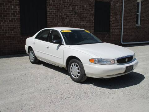 2005 Buick Century for sale at Styln Motors in El Paso IL