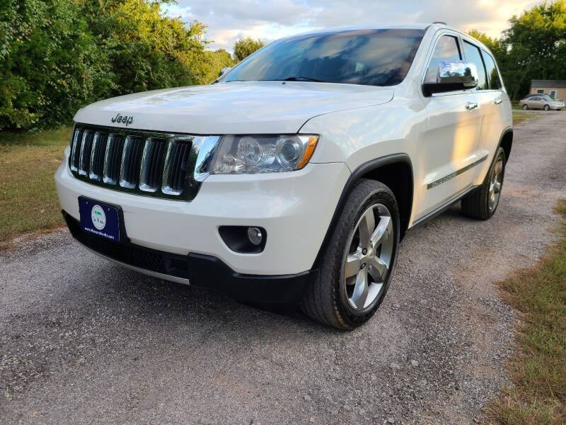 2011 Jeep Grand Cherokee for sale at The Car Shed in Burleson TX