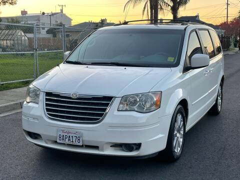 2008 Chrysler Town and Country for sale at ZaZa Motors in San Leandro CA