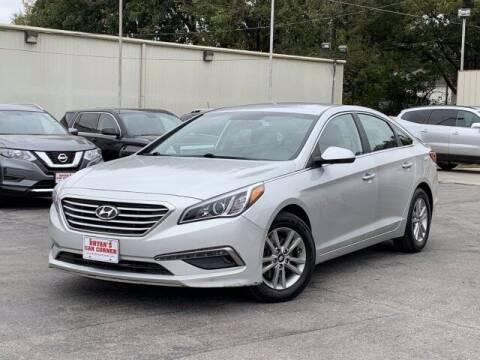 2015 Hyundai Sonata for sale at Bryans Car Corner in Chickasha OK