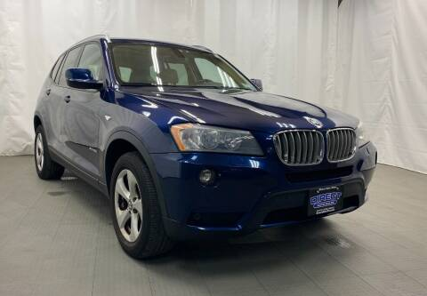 2011 BMW X3 for sale at Direct Auto Sales in Philadelphia PA