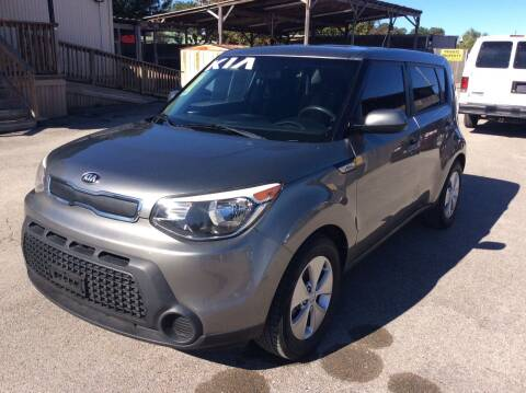 2015 Kia Soul for sale at OASIS PARK & SELL in Spring TX