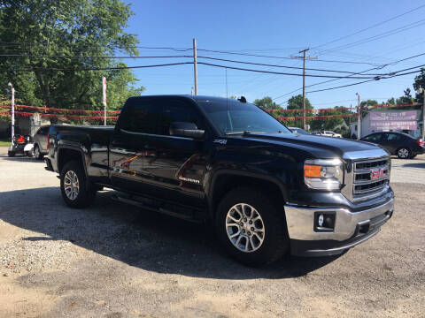 2015 GMC Sierra 1500 for sale at Antique Motors in Plymouth IN