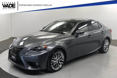 2014 Lexus IS 250 for sale at Stephen Wade Pre-Owned Supercenter in Saint George UT