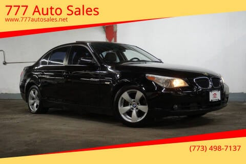 2005 BMW 5 Series for sale at 777 Auto Sales in Bedford Park IL
