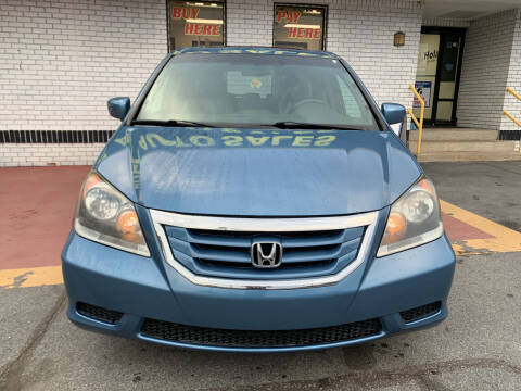 2009 Honda Odyssey for sale at HOLA AUTO SALES CHAMBLEE- BUY HERE PAY HERE - in Atlanta GA