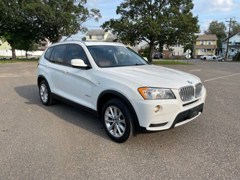 2013 BMW X3 for sale at Cars With Deals in Lyndhurst NJ