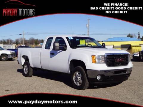 2012 GMC Sierra 2500HD for sale at Payday Motors in Wichita And Topeka KS