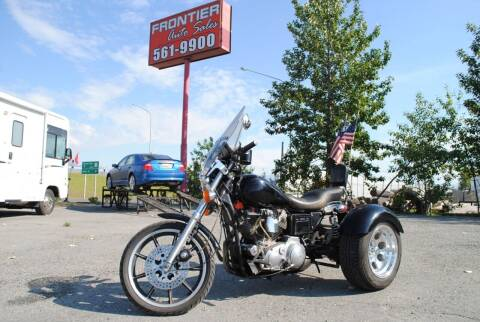 1990 Harley-Davidson Sportster for sale at Frontier Auto & RV Sales in Anchorage AK