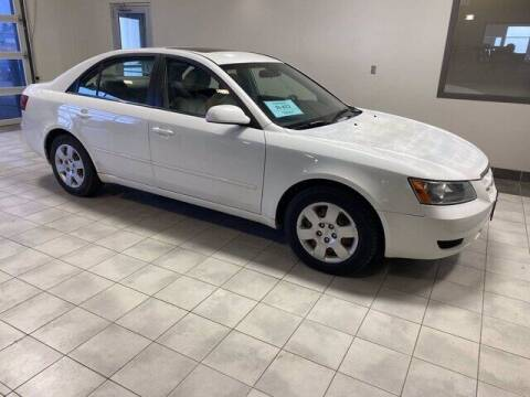 2007 Hyundai Sonata for sale at Harr's Redfield Ford in Redfield SD