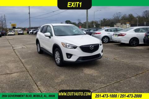 2014 Mazda CX-5 for sale at Exit 1 Auto in Mobile AL