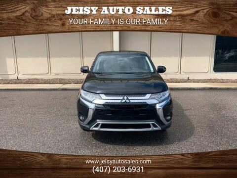 2019 Mitsubishi Outlander for sale at JEISY AUTO SALES in Orlando FL