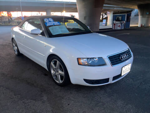 2004 Audi A4 for sale at Bay Auto Exchange in San Jose CA