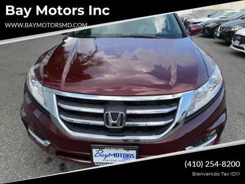 2014 Honda Crosstour for sale at Bay Motors Inc in Baltimore MD