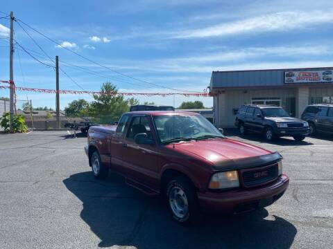1998 GMC Sonoma for sale at 4X4 Rides in Hagerstown MD
