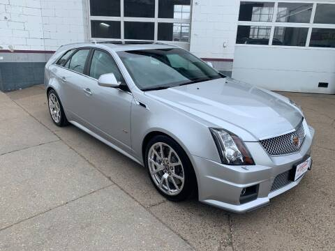 2011 Cadillac CTS-V for sale at AUTOSPORT in La Crosse WI