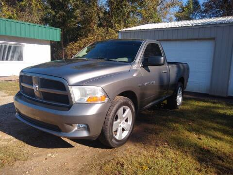 2012 RAM Ram Pickup 1500 for sale at Doug Kramer Auto Sales in Longview TX