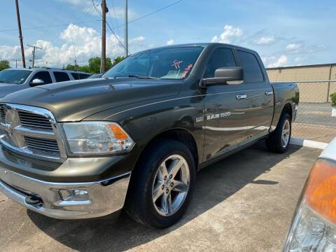 2012 RAM Ram Pickup 1500 for sale at Bobby Lafleur Auto Sales in Lake Charles LA