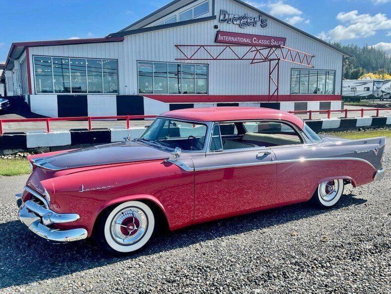 1956 Dodge Lancer for sale at Drager's International Classic Sales in Burlington WA
