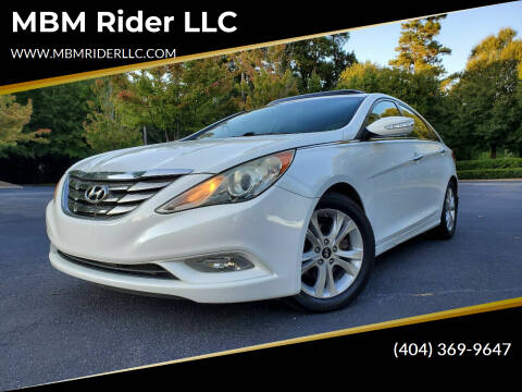 2011 Hyundai Sonata for sale at MBM Rider LLC in Alpharetta GA
