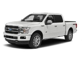 2018 Ford F-150 for sale at SULLIVAN MOTOR COMPANY INC. in Mesa AZ