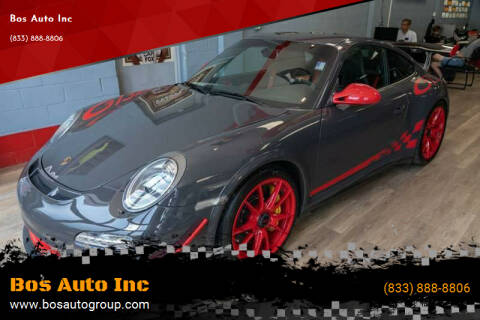 2010 Porsche 911 for sale at Bos Auto Inc in Quincy MA