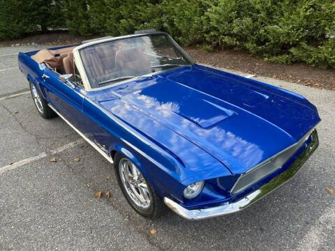 1968 Ford Mustang for sale at Limitless Garage Inc. in Rockville MD