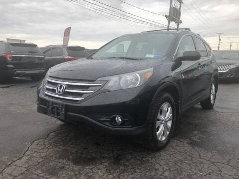 2014 Honda CR-V for sale at Instant Auto Sales in Chillicothe OH
