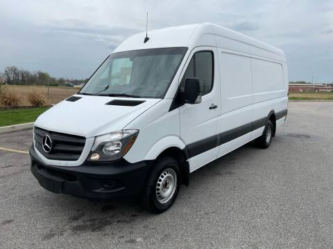 2017 Mercedes-Benz Sprinter Cargo for sale at PA Auto World in Levittown PA