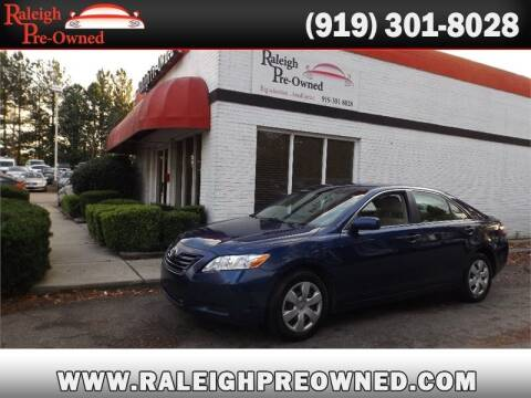 2009 Toyota Camry for sale at Raleigh Pre-Owned in Raleigh NC
