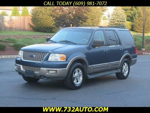 2003 Ford Expedition for sale at Absolute Auto Solutions in Hamilton NJ
