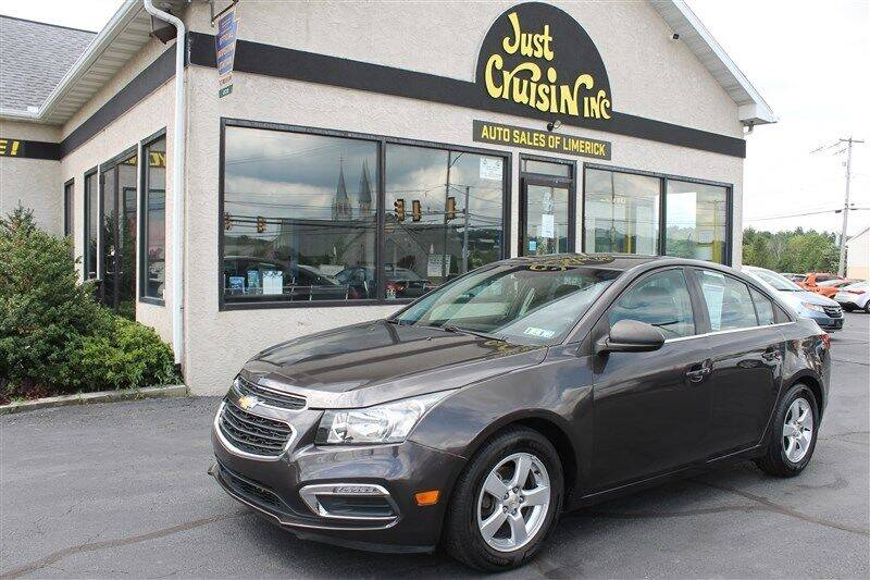 2016 Chevrolet Cruze Limited for sale in Limerick, PA