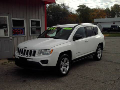 2011 Jeep Compass for sale at Midwest Auto & Truck 2 LLC in Mansfield OH