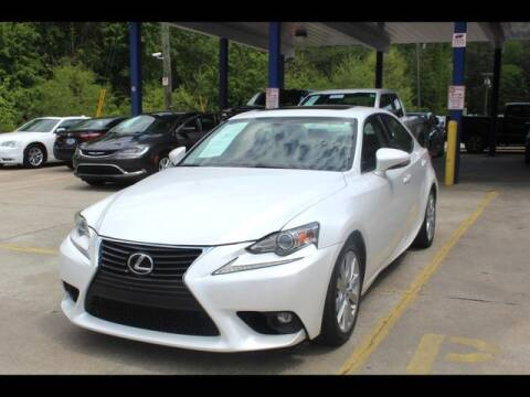 2016 Lexus IS 200t for sale at Inline Auto Sales in Fuquay Varina NC