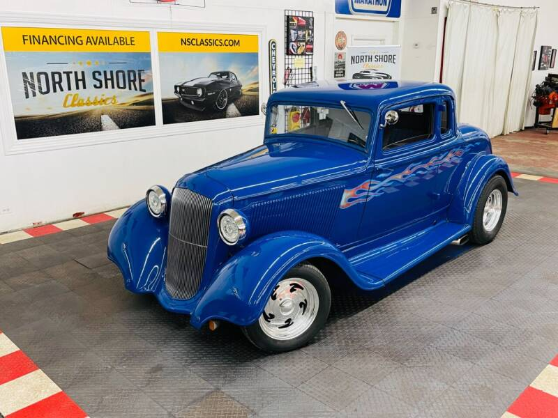 1933 Plymouth Business Coupe for sale in Mundelein, IL