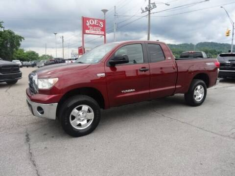 2008 Toyota Tundra for sale at Joe's Preowned Autos in Moundsville WV